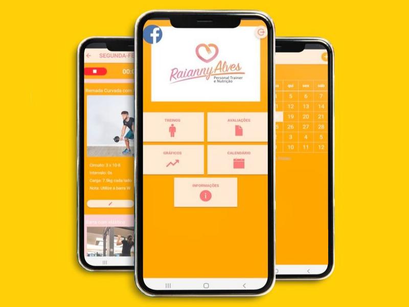 aplicativo publicado para personal