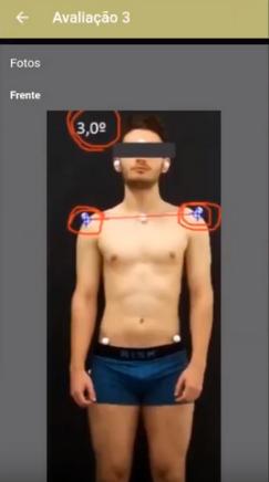 Fotos na avaliação física podem ajudar a acompanhar a evolução dos seus alunos