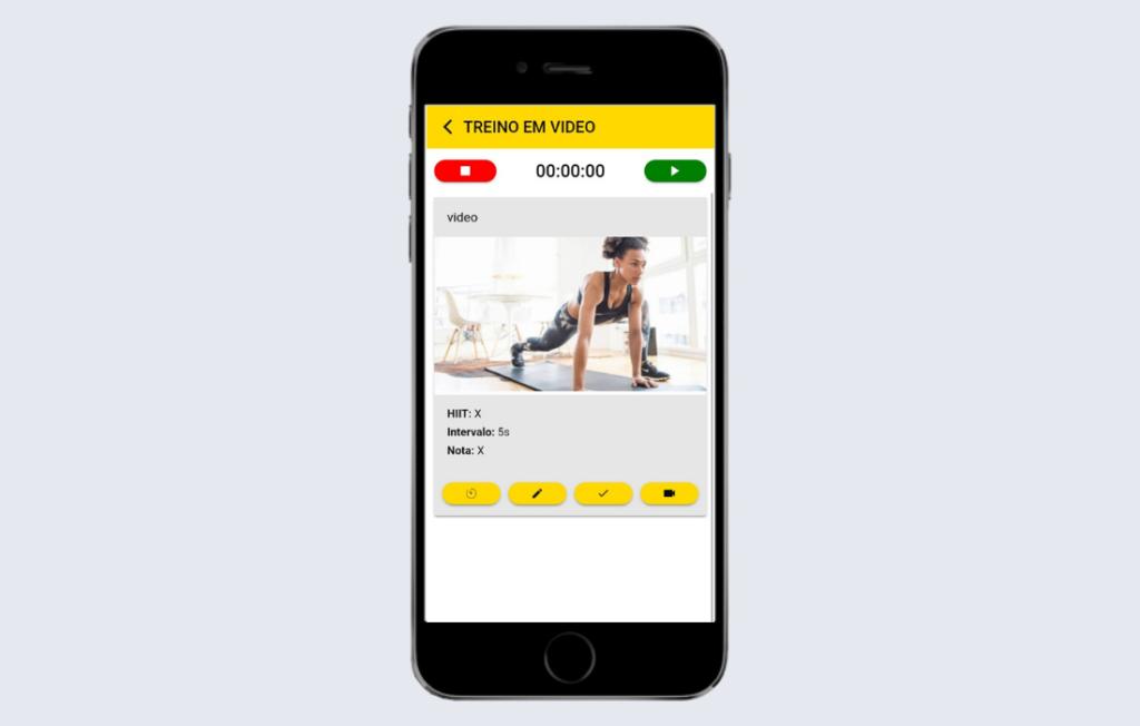 Como criar exercícios com vídeo no app e sistema Nexur