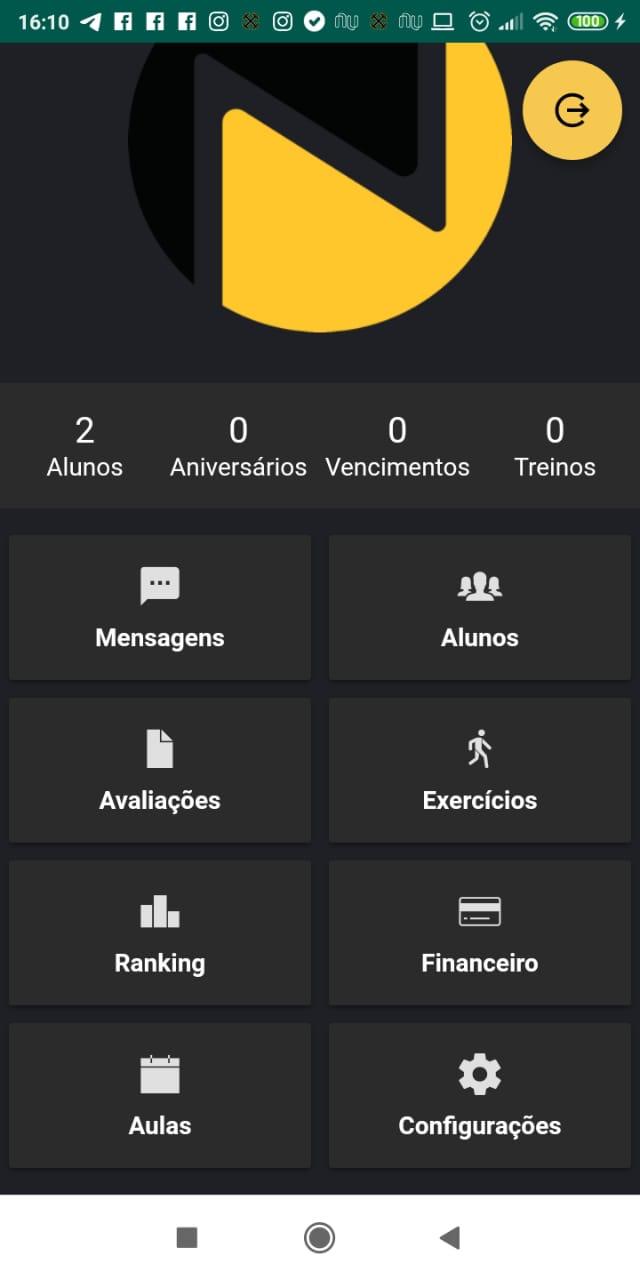Nova funcionalidade de receber pagamentos pelo app Nexur