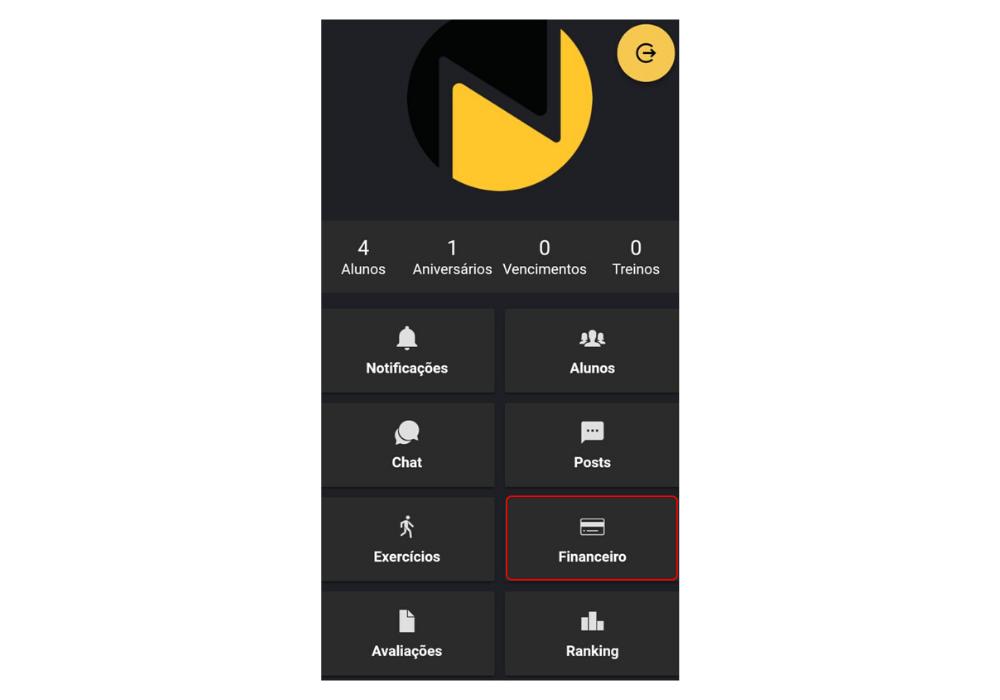 Crie planos mensais com app para personal trainer Nexur